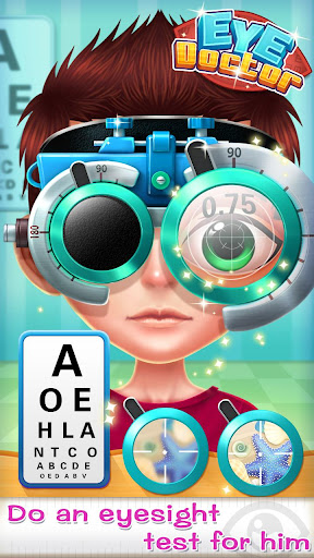 Eye Doctor u2013 Hospital Game  screenshots 3