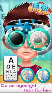 Eye Doctor – Hospital Game - náhled