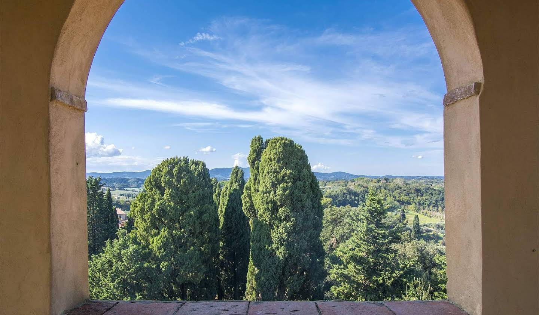 Villa avec jardin et terrasse Usigliano