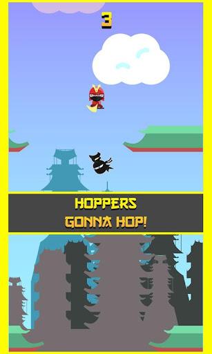 Hop Hop Ninja