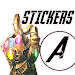 StickerAvengers para whats icon
