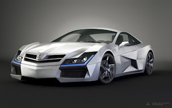 Photo: Mercedes Benz SF1 by Steel Drake