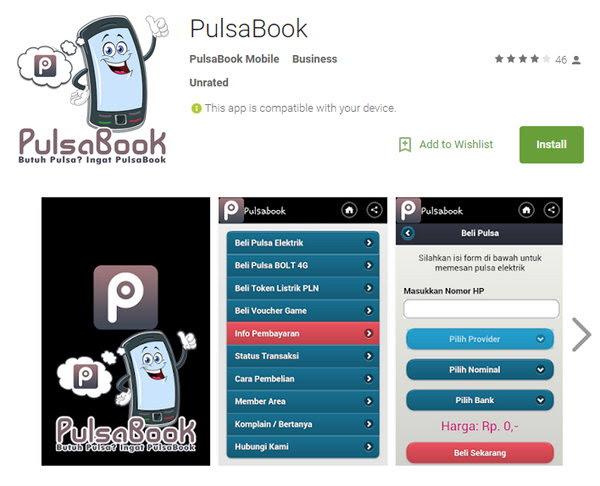 PulsaBook