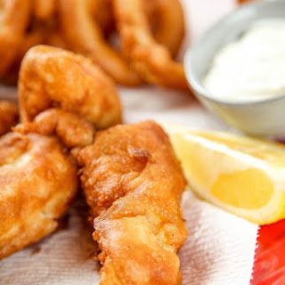 Fried Cod Batter Recipes
