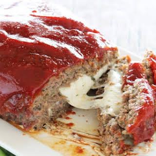 Mozzarella Stuffed Meatloaf Recipes.