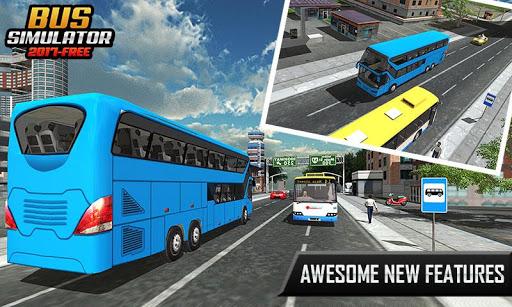 Bus Simulator 2018-Free Game 1.1.6 screenshots 4