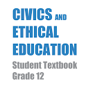 Civic and Ethical Education Grade 12 Textbook Ethi icon