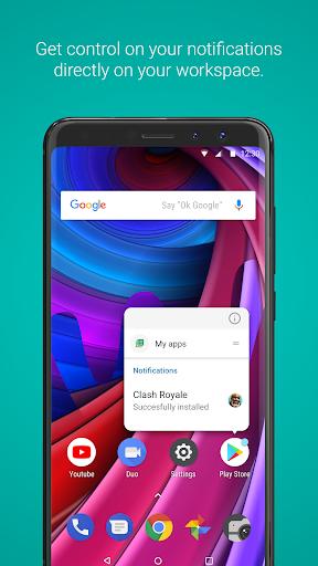 Wiko Launcher screenshot 3