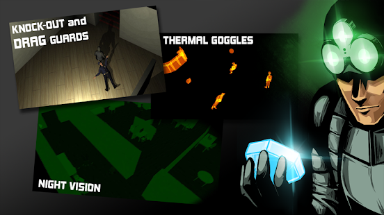 THEFT Inc. Stealth Thief Game Capture d'écran