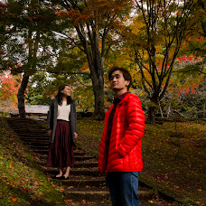 Wedding photographer Tsutomu Fujita (fujita). Photo of 10.12.2018