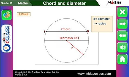 MiDas eCLASS Maths 10  Demo screenshot 4
