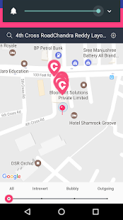 CompanyMapp Free Date Search - náhled