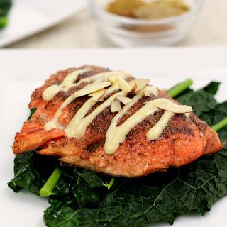 Five C Spiced Salmon