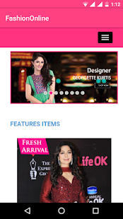 Fashion Online- screenshot thumbnail