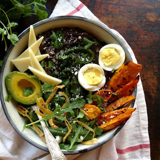 Mexican Breakfast Buddha Bowl