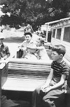 Photo: Edith Markheim Stone and Maxine Stone (Middle)
