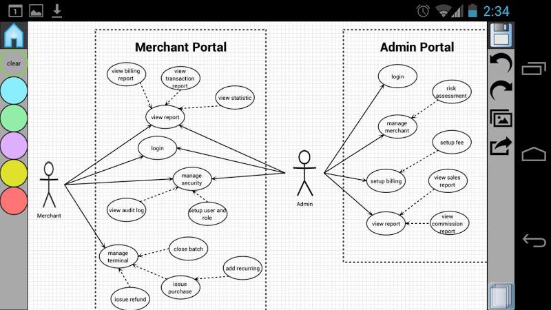 DrawExpress Diagram Screenshot 6