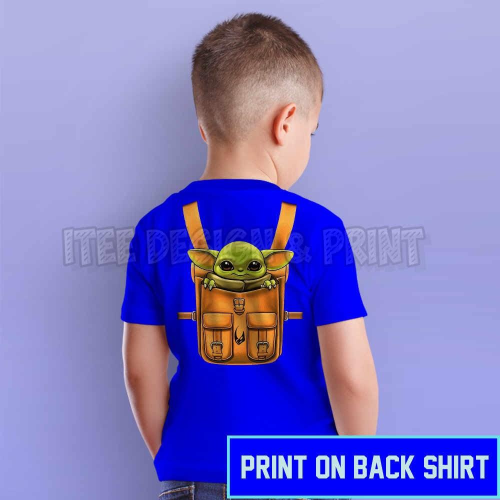 Yoda Star War Backpack 22