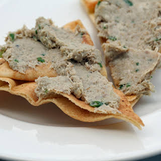 Sardine Pâté.