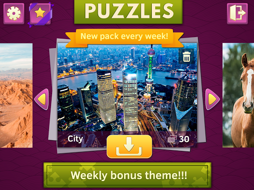 City Jigsaw Puzzles Free 2019 apktram screenshots 9