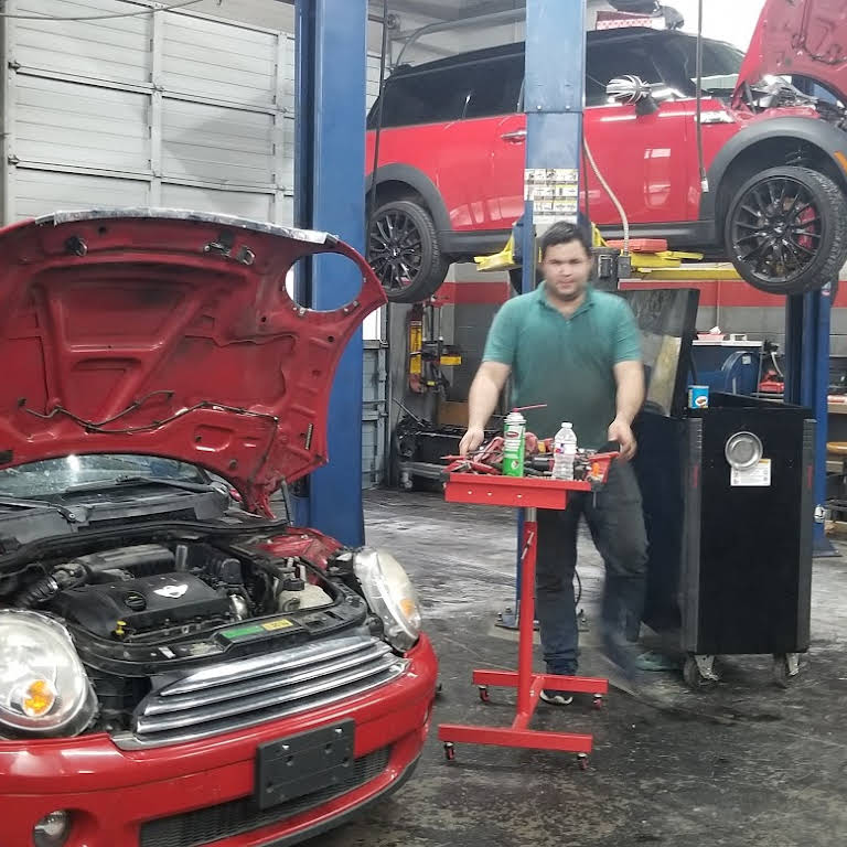 Euro Car Tech Auto Repair Shop In Arlington