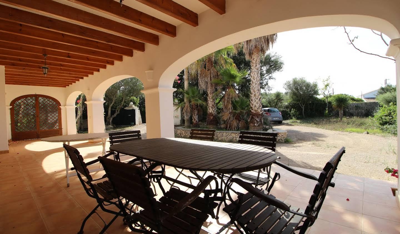 Maison avec piscine et terrasse Alaior