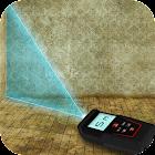 Distanz Laser Meter icon