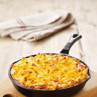 Macaroni Cheese.