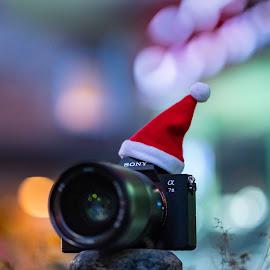 Ho Ho Ho - X-Mas by Christian Tiboldi - Public Holidays Christmas ( x-mas, christmas lights, christmas, xmas,  )