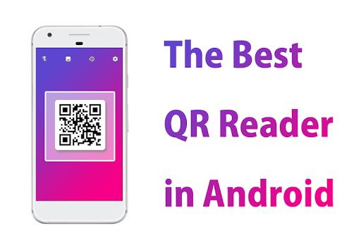 QR Code Reader 7.6.2 screenshots 1