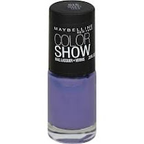 Maybelline Color Show Nail Lacquer Iced Queen 310