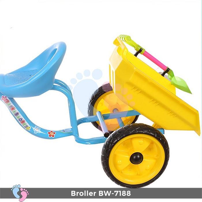 Xe đạp trẻ em 3 bánh Broller XD3-7188 14