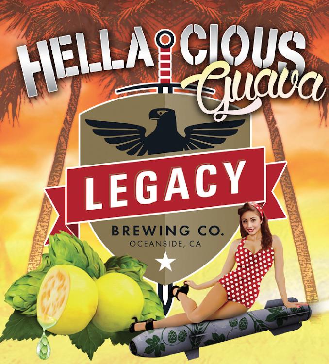 Logo of Hellacious Guava IPA