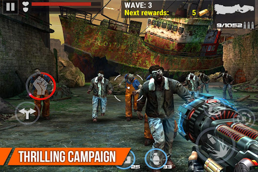 DEAD TARGET: Zombie Shooting apkdebit screenshots 3