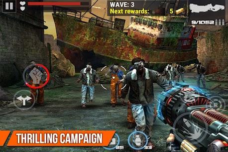 DEAD TARGET: Zombie Capturing Offline Recreation 3