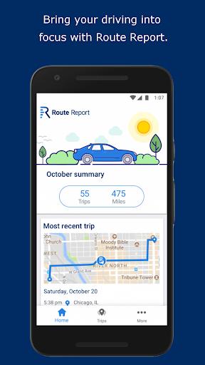 Route Report 1.11 screenshots 1