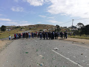 Khokhwane residents blocked the roads to the location on Thursday. They said several communities have been without clean drinking water for years.