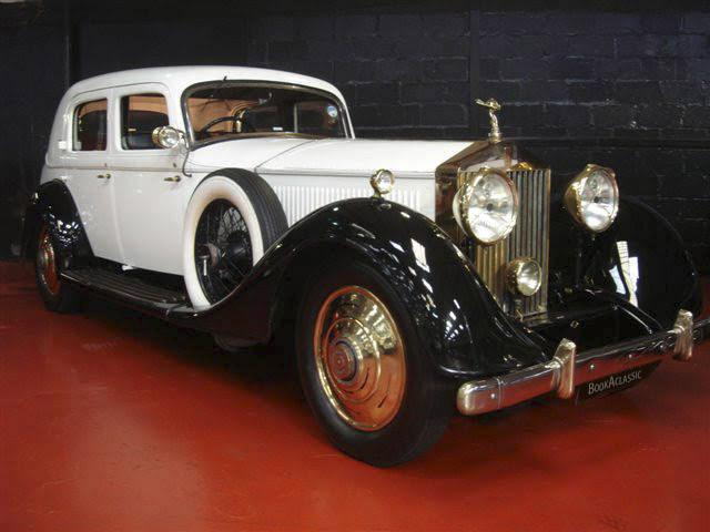 Rolls-Royce Phantom 2 Hire Glasgow