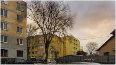 Photo: Bloc de pe Str. Rapsodiei , vedere din parcarea de pe Calea Victoriei, Mr.1-2 - 2018.01.05