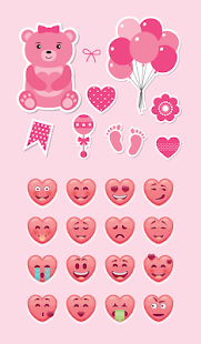 Photo Editor & Stickers For B612 - 1000+ Emoticons- screenshot thumbnail