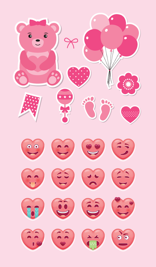 Photo Editor & Stickers For B612 - 1000+ Emoticons- screenshot
