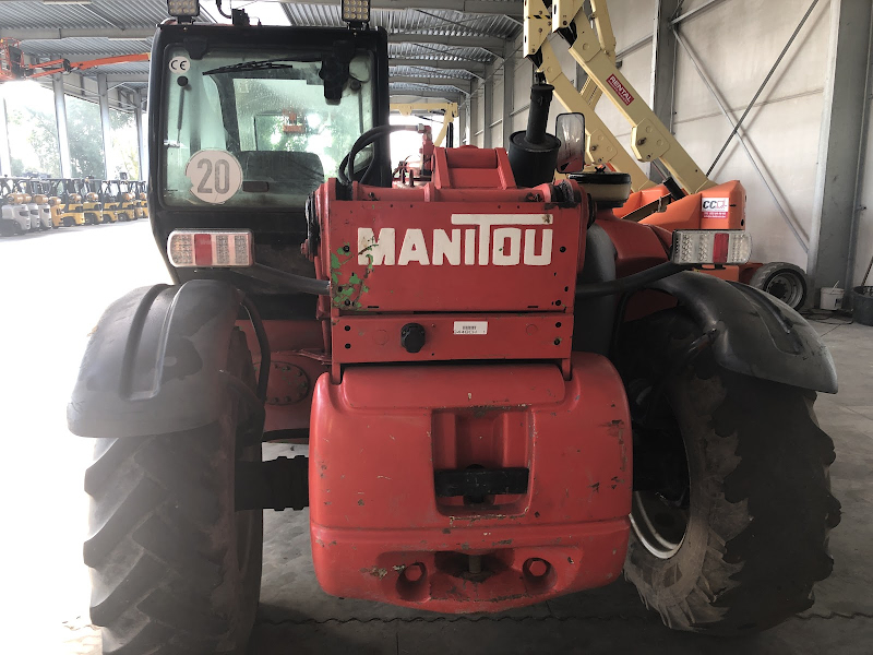 Picture of a MANITOU MT932