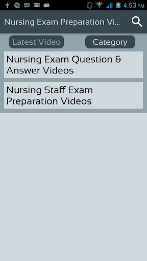 Nursing Exam Preparation Video - Question & Answer for PC