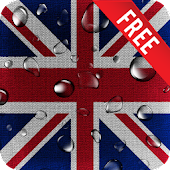 UK Flag Live Wallpaper
