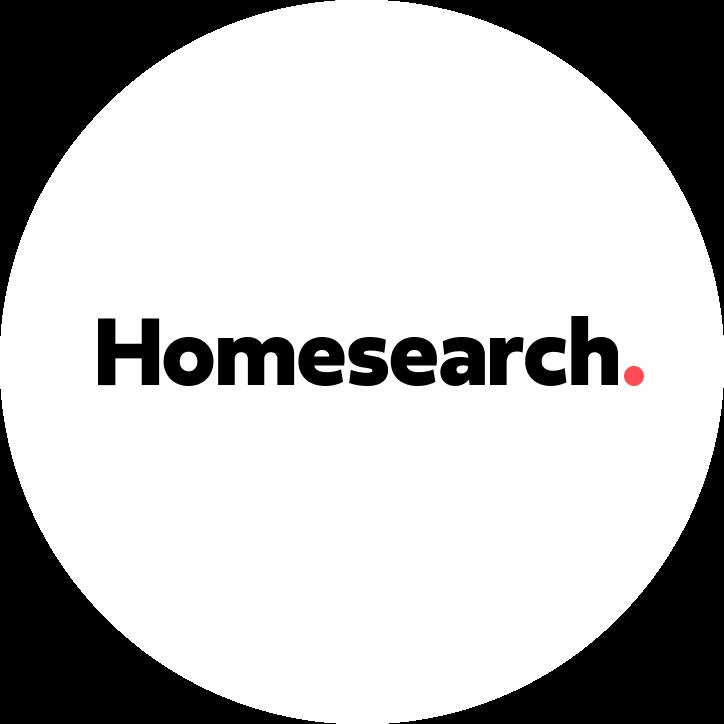 Homesearch company logo
