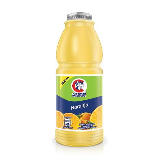jugo carabobo de naranja 400ml