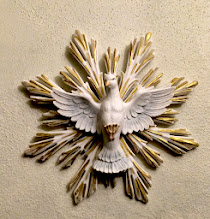 Photo: Holy Spirit Icon in Chapel