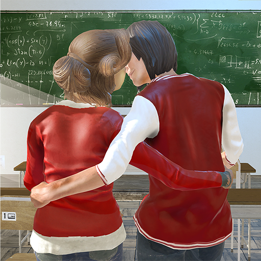 Baixar Girl Simulator- High School Life para Android