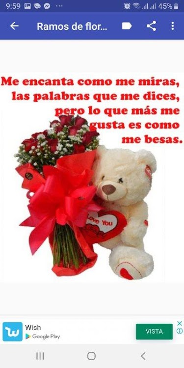 Flores Con Frases Bonitas Android Apps Appagg