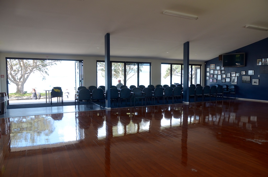 Photo: Similar view but shinier floor image